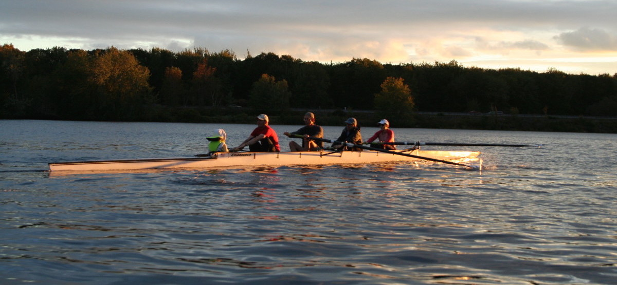 Come row with us