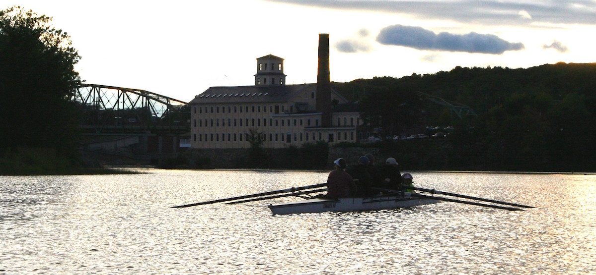 The best spot to row in Maine
